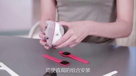 硅胶也能做口罩防霾还透气AURA智能防雾霾口罩