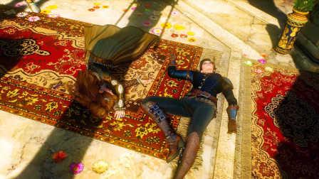 【紫雨carol】《巫师3:血与酒》全剧情解说16【悲伤结局】