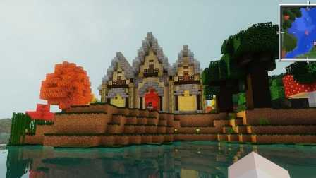 暮云艾米丽小米丸子岚月【奇迹小镇】四季风多模组生存3 我要喂鸡 Minecraft我的世界