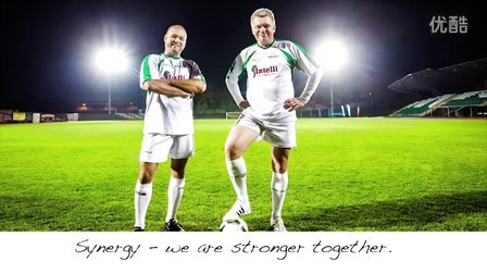 PMP Passion 6 - Synergy - We Are Stronger Together 团队合作让我们更强大
