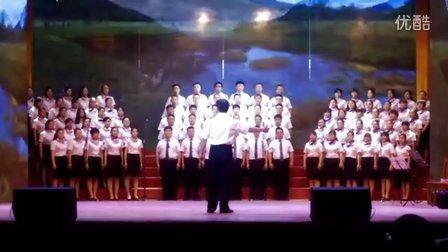 平原县卫计局 大地飞歌 人民军队忠于党