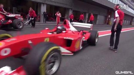 法拉利F1方程式赛车V8&V10&V12