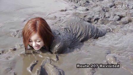 日本美白妹子doronko泥潭浴 14 (2011)