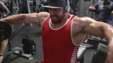 Bradley Martyn 282期【三角肌与手臂激情训练日】
