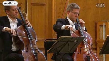 柏林爱乐十二把大提琴演奏弗雷帕凡舞曲