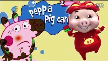 小猪佩奇小马宝莉可可小爱,猪猪侠倒霉熊超级飞侠熊出没,粉红猪小妹蜡笔小新我的汤姆猫短片,托马斯动感火车家族过家家玩具