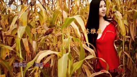 视频歌曲—精彩视频—KTV歌曲《高梁红》-超清