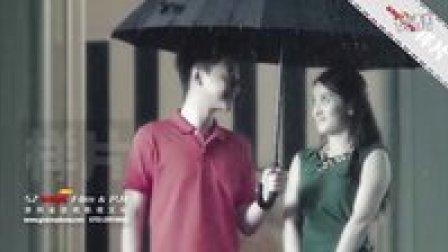 陈金星河雨中情系列珠宝30秒广告-深圳金话筒影视