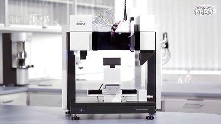 德国KRUSS克吕士_润湿性与粘附性通用分析/DSA100光学接触角测量仪