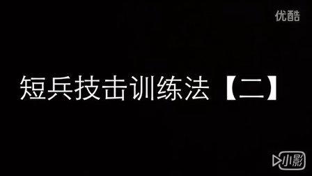 八极拳实战【短兵技击训练法二】