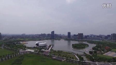 精灵3首飞视频-天镜湖