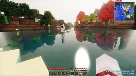 暮云艾米丽小米丸子岚月【奇迹小镇】四季风多模组生存6 春天种地夏天盖房 Minecraft我的世界