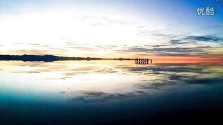 西藏自驾游茶卡盐湖 青海湖草原