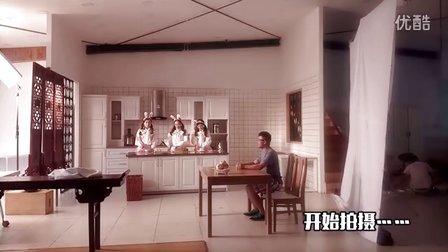 参演微电影《暴力甜心》第一集