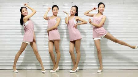 新生代广场舞 你是我心中最美丽的花(步子舞)编舞杨丽萍
