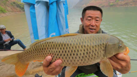 《游钓中国》第二季第5集 金沙水拍鱼情暖