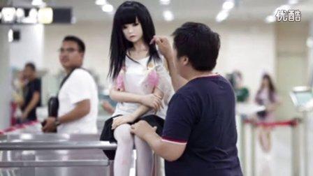 情趣用品体验师教你使用成人用品充气娃娃真人使用视频
