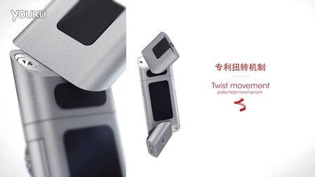 曼富图TwistGrip通用型智能手机夹