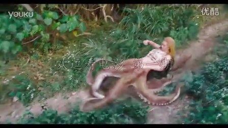 国产电影最牛X道具《美人鱼》罗志祥 扮章鱼被恶搞