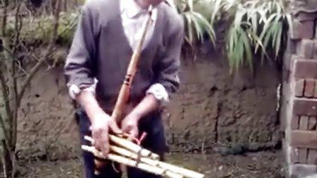 毕节市大方县兴隆乡六寨苗族芦笙(听听老人们的心声吧。相信你也曾有同感!)(晓语)8