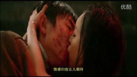 电影《快手枪手快枪手》林更新夺宝路激吻张静初