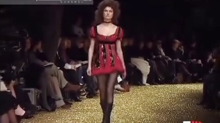 D&G Fashion Show Pret a Porter Women Autumn Winter 2005 2006 Milan by Fashion Ch
