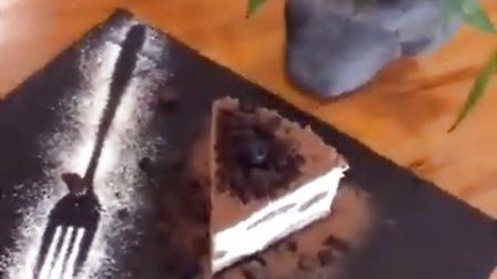 传统正宗提拉米苏做法好吃的提拉米苏DIY制作