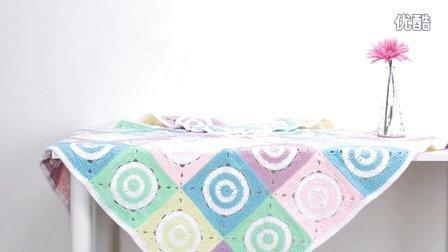 【娟娟编织】217集甜甜的糖果圈圈编织视频教程零基础编织毛衣编织视频如何织