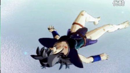龙珠超宇宙:女战士被虐的战斗
