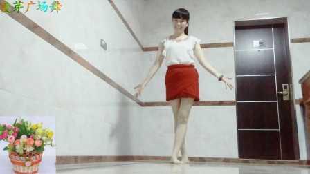 麦芽广场舞——疯狂爱爱爱   生活更加精彩 编舞 青儿