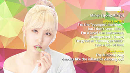 Pops in Seoul 第29集:新入女孩组合《I.C.E 自己介绍:Min-joo, Da-hye》