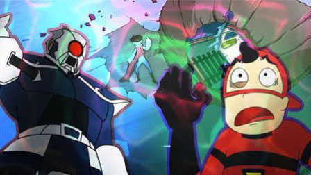 快递侠第二季 05话 极限挑战 人脑VS电脑的死亡对决