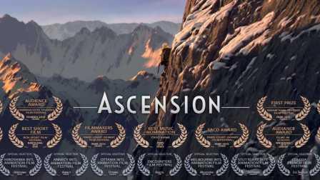 """""""Ascension"""" - by Ascension le Film,《攀登》告诉你人为什么要有信念"""