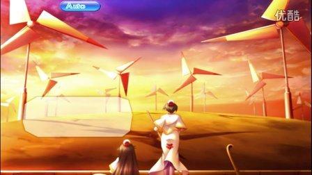 (PS2)ARIA~蓝色行星的天空~EP22 单手套挑战