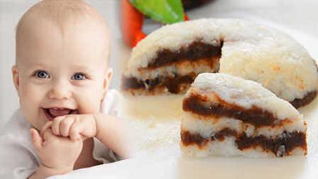 爱心小点心:山药豆沙糕