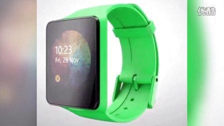 2014 年被砍掉的诺基亚 Lumia 智能手表 Moonraker 渲染 3D(@诺记吧 转载)