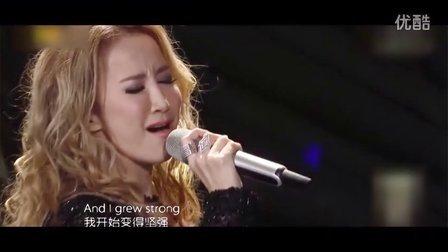 """首次解密""""我是歌手""""冠军CoCo李玟欧美唱法-伍文彬全混声关闭唱法教学"""