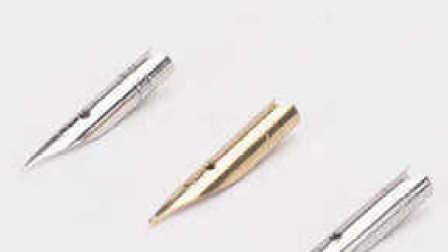 如何更换钢笔笔尖【暗尖】