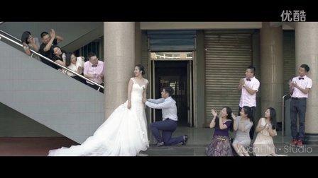 XuanFilm 婚礼预告片7.10(太原婚礼跟拍 太原婚礼微电影)