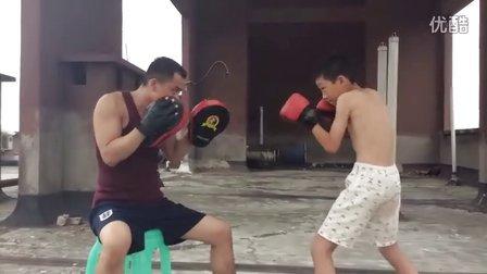 拳法进攻训练