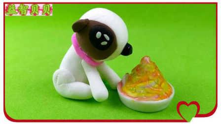 狗狗的 奶油果酱蛋糕