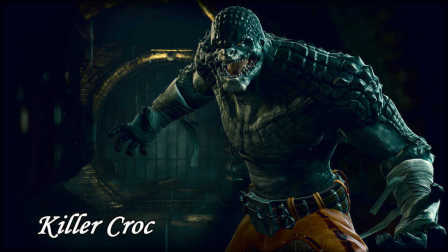 DC漫画角色介绍系列之【鳄Killer Croc】(X特遣队成员)★法兰克★ _HD