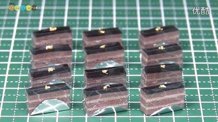 【喵博搬运】【可爱手工】迷你巧克力蛋糕ヽ(✿゚▽゚)ノ