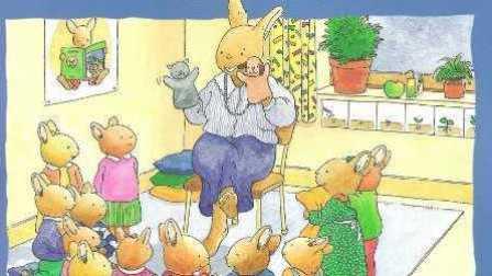 有声绘本《汤姆上幼儿园》:让孩子不怕上幼儿园