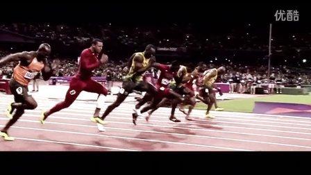 博尔特主演史上最好看人类速度大决战 2012伦敦奥运会男子100米决赛