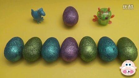 惊喜套蛋 蜘蛛侠惊喜蛋 亲子游戏 健达奇趣蛋 惊奇蛋 惊喜蛋 早教益智  迪士尼玩具总动员