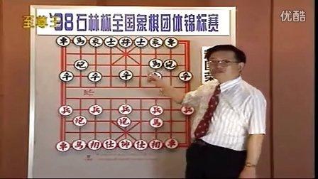 胡荣华象棋讲座,中国象棋经典名局赏析-柳大华先和赵国荣