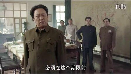 当毛泽东看见帝国主义的战舰驶进长江