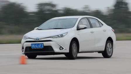 ams车评网 威sir测试场 雷凌 双擎 专业测试视频