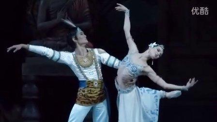 芭蕾舞 舞姬(全剧主要舞段)Vishneva、Tereshkina和Kim 马林斯基 2016